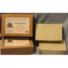 Angel's Forest Scrub Soap