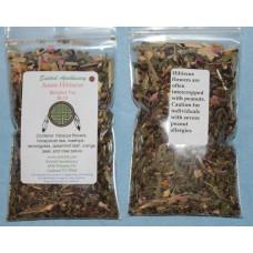 Asian Hibiscus Tea