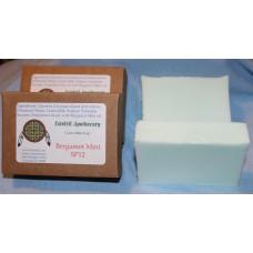 Bergamot Mint Bar Soap