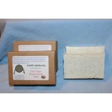 Clary Sage Scrub Soap